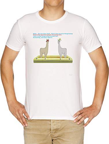 Vergebung Herren T-Shirt Weiß