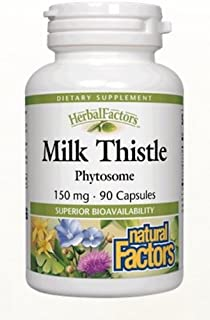 Natural Factors - Milk Thistle Phytosome 90 caps