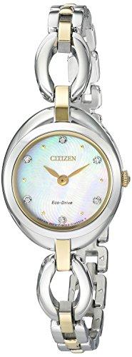 Citizen Eco-Drive Two Tone EX1434-55D