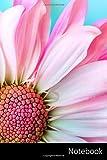 Notebook: Fleur, Nature, Flore, Pétale Carnet / Journal / Livre d'écriture /...