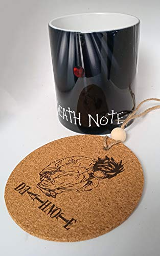 HobbyElx Taza y Adorno Death Note