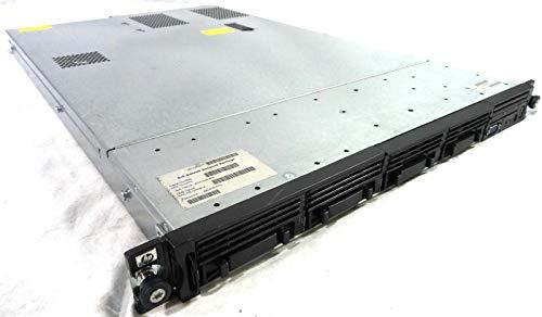 HP ProLiant DL360 G7 1U RackMount 64-bit Server with 2×Quad-Core X5677 Xeon 3.46GHz CPUs + 72GB PC3-10600R RAM + 4×900GB 10K SAS SFF HDD, P410i RAID, 4×GigaBit NIC, 2×Power Supplies, NO OS (Renewed)