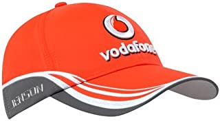 Formula One 1 Vodafone McLaren Mercedes F1 Team 2013 Jenson Button Cap
