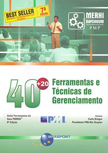 40+20 Ferramentas e Técnicas de Gerenciamento
