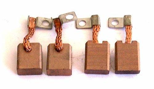 Kohlebürsten kompatibel zu Bosch Anlasser 0001155004, 0001155006