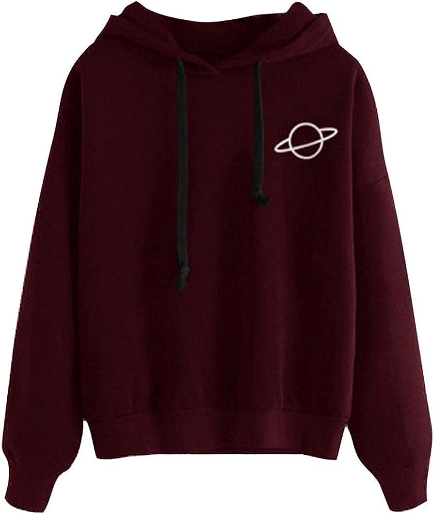 In stock Hoodies for Teen Girls Women Women's Tie Solid Mail order Butterfly Co dye