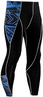 Zooka Compression Pants Men 3D Print Tights Fitness Joggers Bodybuilding Mens Trousers Sweatpants Elastic Skinny Leggings