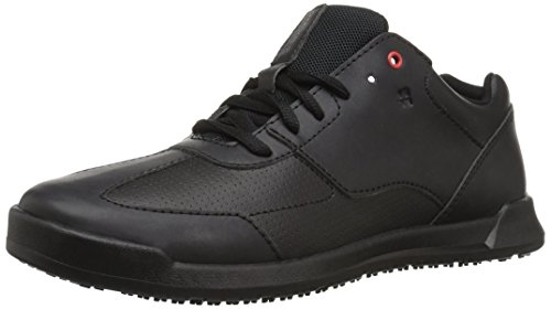 Shoes for Crews Liberty, Womens, Black, Size 8
