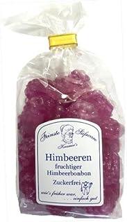 Zuckerfreie Himbeer Bonbons, 120g