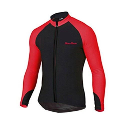 Uglyfrog CXT02 Termico Invernale Uomini Sport all'Aria Aperta Usura Manica Lunga Magliette Ciclismo Maglia Bicicletta Bici Abbigliamento Bici Triathlon Wear