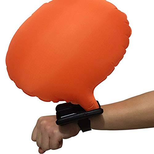 LCLrute Aktualisierung Armband Tragbar Wasser Sicherheit Produkt Lebensrettende Armband Leben Boje Flucht Float Selbst Rettungs Armband Ballon für Schwimmen