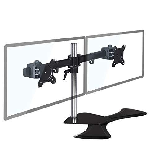 FKTVSTAND Multi-Bildschirm-Desktop-Monitor-Stand/Tischhalterung 17'- 27' LED-LCD-Bildschirm