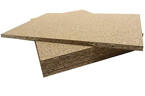Chely Intermarket, Tablero aglomerado 50x60cm (8mm) MOD-559 | Elaborado con fibras de madera | Especial para muebles, carpintería y bricolaje (559-50x60-1,55)