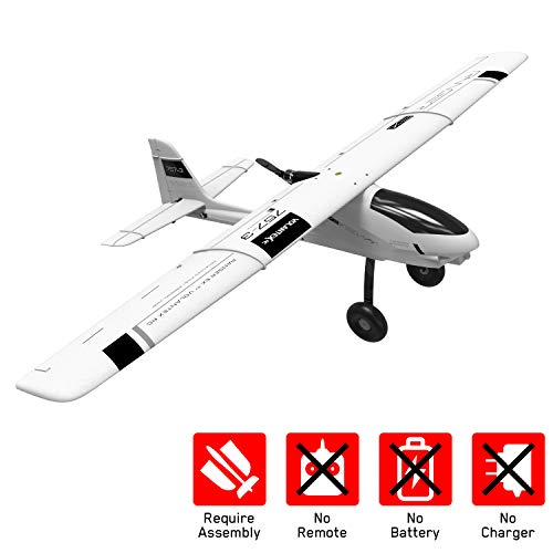 VOLANTEXRC FPV RC Airplane with 2000m Winspan, Remote Control Plane NO Remote NO Battery, Electric Radio Control Glider Aircraft FPV Ranger EX for Adults (757-3 PNP)