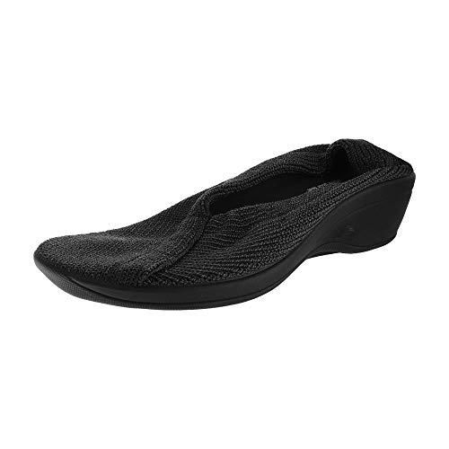 Arcopedico Black Mailu Shoe 8-8.5 M US