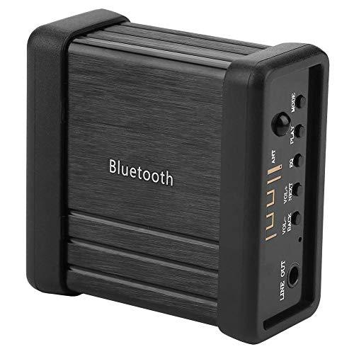 Wireless Bluetooth voorversterker Audio Receiver Box USB-decodering met TF-kaart 5VDC HF54 Black Shell (twee uitvoeringen verkrijgbaar)