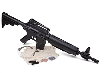 Crosman .177 Pellet / BB Pneumatic Pump Air Rifle with Ammo Safety Glasses and Target Kit
