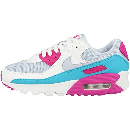 Nike Womens Air Max 90 Casual Runing Shoe Ct1030-001 Size 7.5
