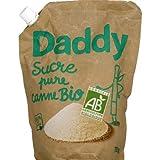 Daddy Pur sucre de canne - La sachet de 750g