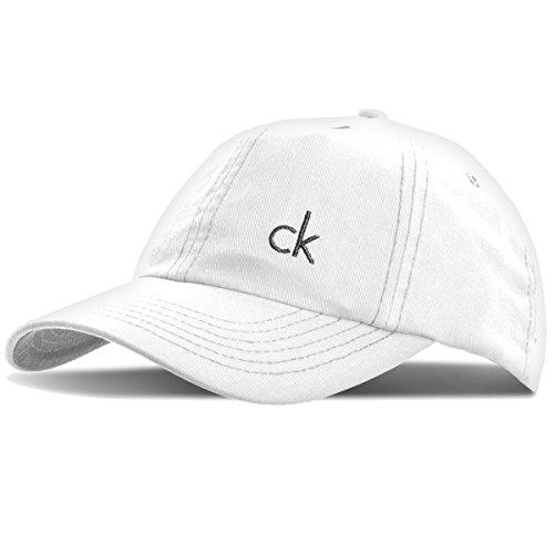 Calvin Klein Golf CK Vintage Twill Baseball Cap -