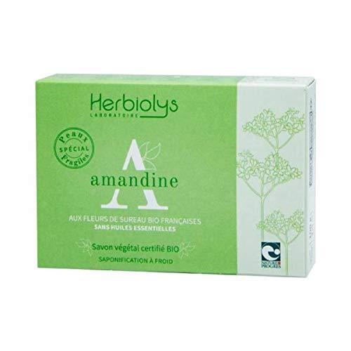 Herbiolys - Savon À Froid Bio Amandine Bébé 100 Gr