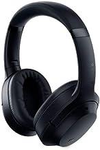 Razer Opus Cuffie Cireless con Certificazione THX e Cancellazione Attiva del Rumore, Wireless Headset, Bluetooth, Batteria...