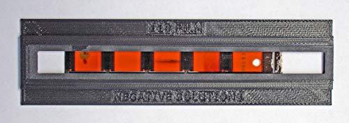 Negative Solutions Film Holders 110 Film Adapter Compatible w/ V550/V600 scanners