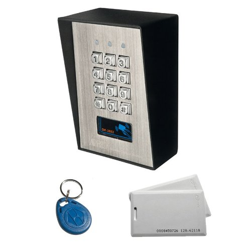 ELV 3018 - Cerradura con código protegida contra vandalismo, con lect