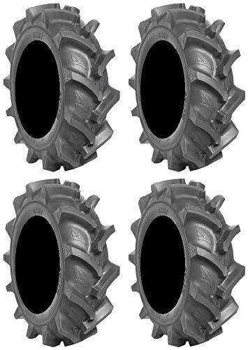 Full set of BKT AT 171 (6ply) 35x9-20 ATV Mud Tires (4)