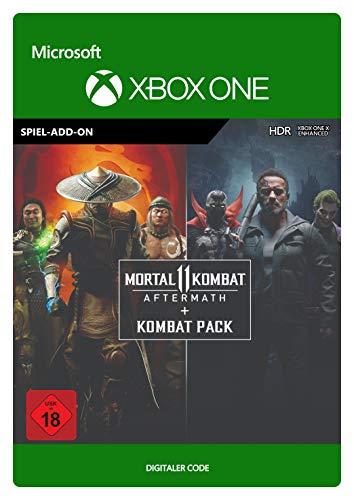 Mortal Kombat 11 Aftermath + Kombat Pack | Xbox One - Download Code