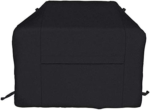 iCOVER 600D BBQ Grill Cover 70 Inch UV Fade Resistant Heavy Duty Waterproof Patio Outdoor Barbecue product image