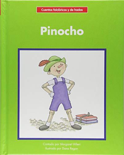 Pinocho (Beginning-to-Read: Cuentos folcloricos y de hadas / Spanish Fairy Tales & Folklore)