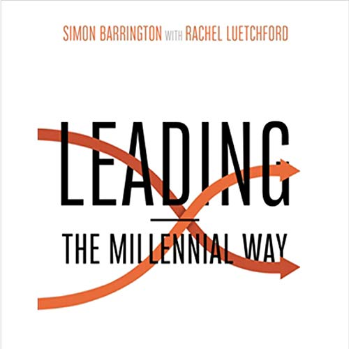 Leading - The Millennial Way cover art