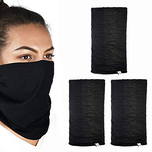 Protection Comfy All Black Kit 3 pièces