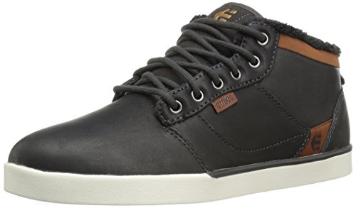 Etnies JEFFERSON MID, Herren Skateboardschuhe, Grau (Dark Grey), 39 EU (6 UK)