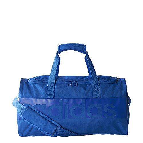 adidas Tiroin TB Bolsa de Deporte, Unisex Adulto, Azul (Azul/Azul Claro), S