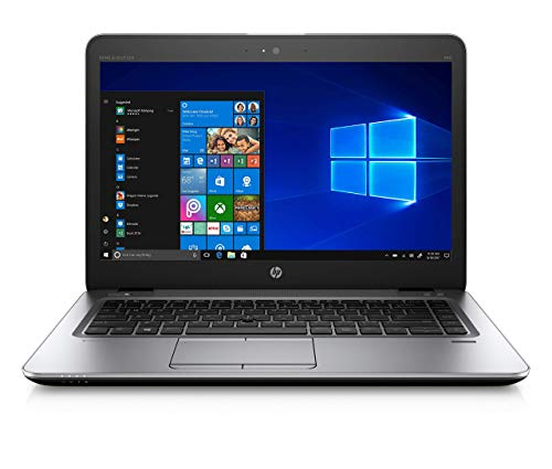 HP ELITEBOOK 840 G3 LAPTOP INTEL CORE I5-6200U 6th GEN 2.3GHZ WEBCAM 8GB RAM 256GB SSD WINDOWS 10 PRO 64BIT (Renewed)