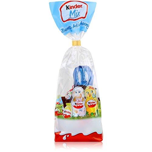 Kinder Mix - Bunte Mischung Schokolade - 132g