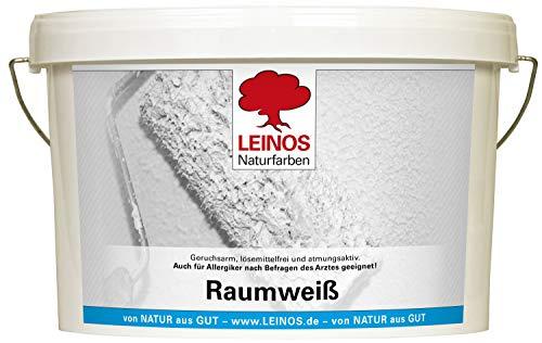 Leinos 650 Raumweiß 10,00 l