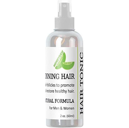 Hair Regrowth Tonics