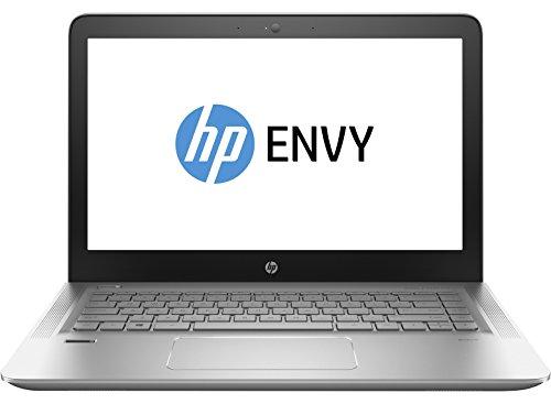 HP ENVY 13-ab001ns - Ordenador portátil de 13.3' QHD+ (Intel Core i7-7500U, 8 GB RAM, 256 GB SDD, Intel HD Graphics 620, Windows 10); Plata Natural - teclado QWERY Español