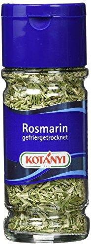 Kotanyi Rosmarin ganz gefriergetrocknet, 4er Pack (4 x 12 g)