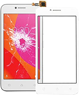 For Brand Phone Repair & Spare Parts For Lenovo Vibe B / A2016A40 Touch Panel(Black) (Color : White)