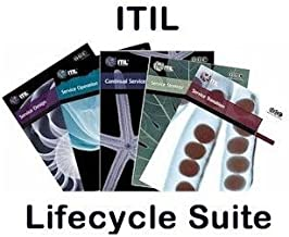 ITIL Lifecycle Publication Suite Books
