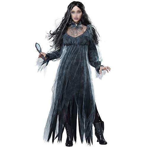 Novel Cosplay Novel Cosplay Serie Dames Halloween Kostuums Fee Verhalen Heksen Uniformen Dag van de Dode Vampier Koningin Geesten Bruidskostuums Halloween Kostuum