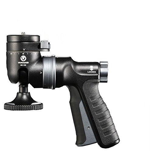 Vanguard GH-100 - Rótula empuñadura pistola de aleación de magnesio