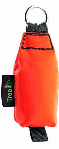 TreeUp Wurfbeutel PVC AY 081 orange 220 g Forstzubehör Schleudersack
