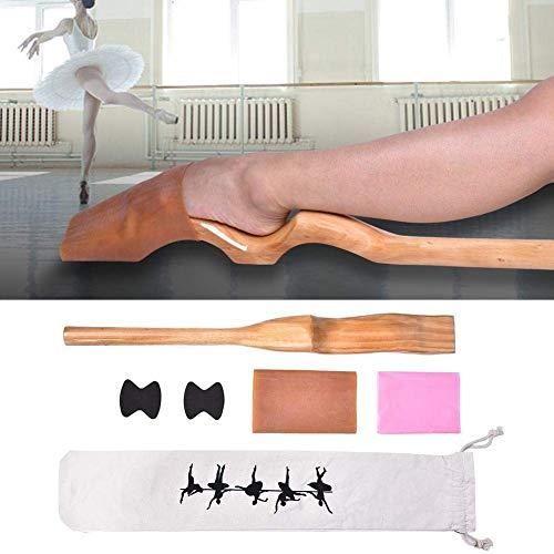 AYNEFY Ballett fuß Stretcher,Ballett Stretch Ballett Werkzeug Foot Stretcher Für Tänzerin Massage Stress Bahren Bogen Enhancer Dance Gymnastik Ballett Fitness Zubehör