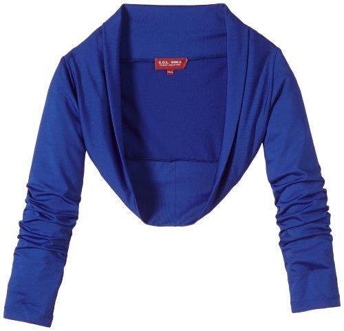 G.O.L. - Jersey de punto para niña, Azul (kobalt 10), 12 años (152 cm)