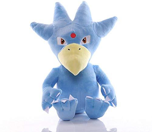 XIAN Gästehung Zhqic 20 cm / 8 Zoll Pokemon Plüschtier-Spielzeug Pikachu Anime Puppen-TV-Film-Plüschspielzeug für Kinder hailing (Color : About 20cm, Size : Golduck)